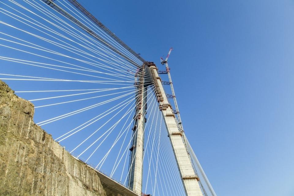 Adım adım Yavuz Sultan Selim Köprüsü 99