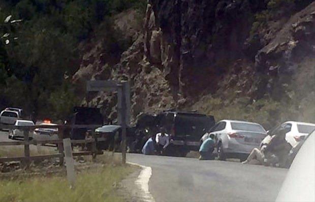 Kılıçdaroğlu'nun konvoyuna saldırı 11