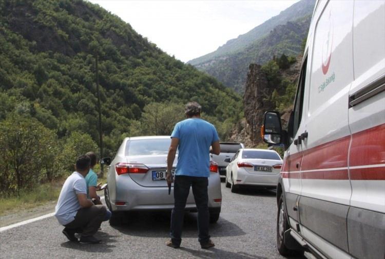 Kılıçdaroğlu'nun konvoyuna saldırı 15