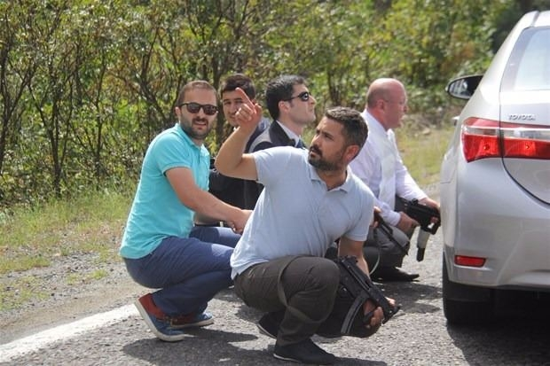 Kılıçdaroğlu'nun konvoyuna saldırı 5