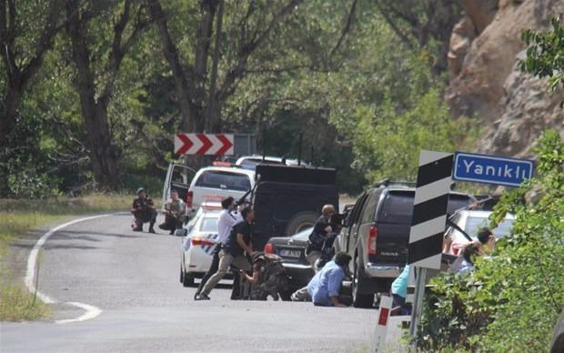 Kılıçdaroğlu'nun konvoyuna saldırı 6