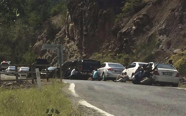Kılıçdaroğlu'nun konvoyuna saldırı 9