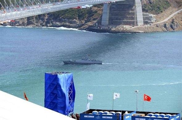 3. Köprü açılışında geniş güvenlik önlemleri 7