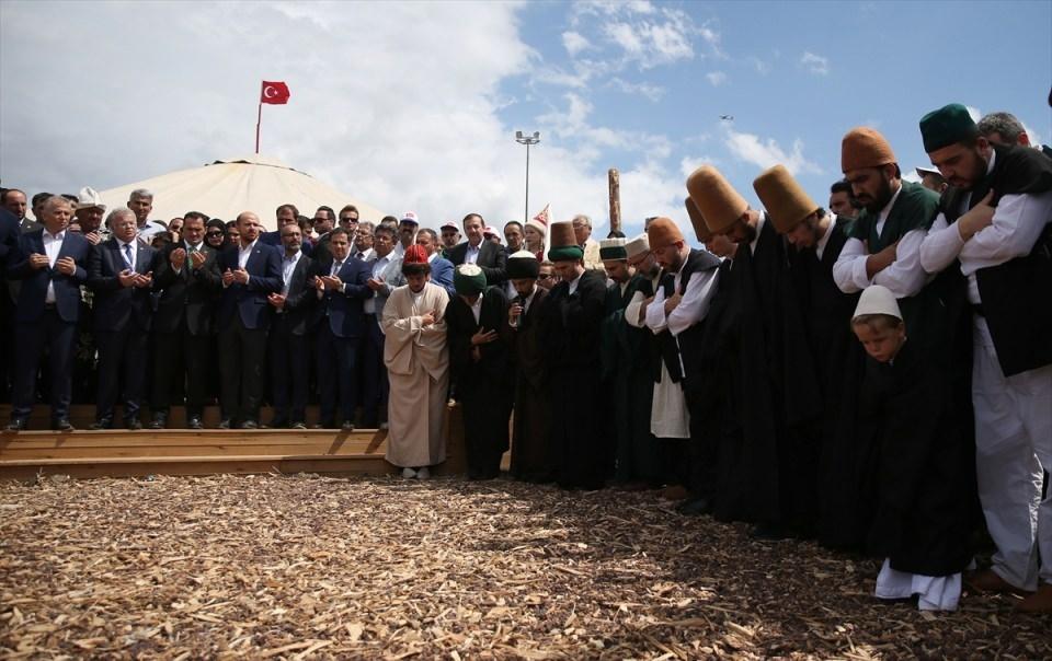 Etnospor Kültür Festivali başladı 2