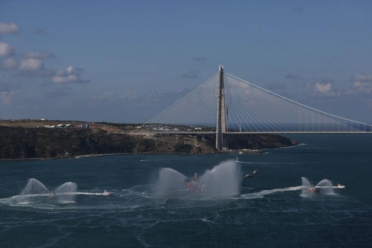Yavuz Sultan Selim Köprüsü'nü kullanma rehberi 1