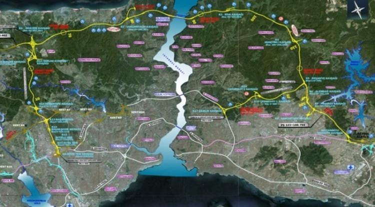Yavuz Sultan Selim Köprüsü'nü kullanma rehberi 2