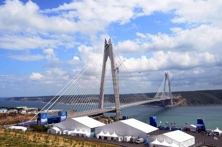 Yavuz Sultan Selim Köprüsü'nü kullanma rehberi 8