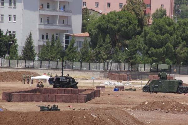 Sınırın güvenliği 'Korkut' ve 'Serhat'a emanet! 14