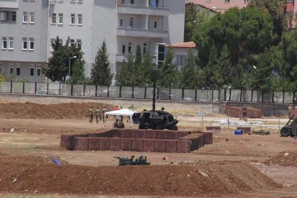 Sınırın güvenliği 'Korkut' ve 'Serhat'a emanet! 21