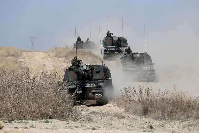 Sınırın güvenliği 'Korkut' ve 'Serhat'a emanet! 26
