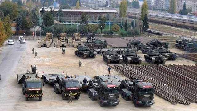 Sınırın güvenliği 'Korkut' ve 'Serhat'a emanet! 28