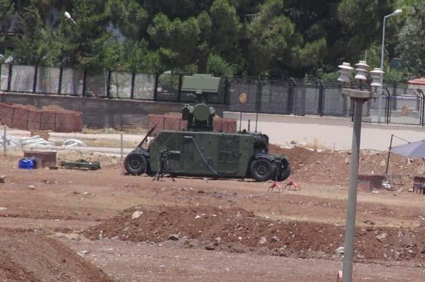 Sınırın güvenliği 'Korkut' ve 'Serhat'a emanet! 5