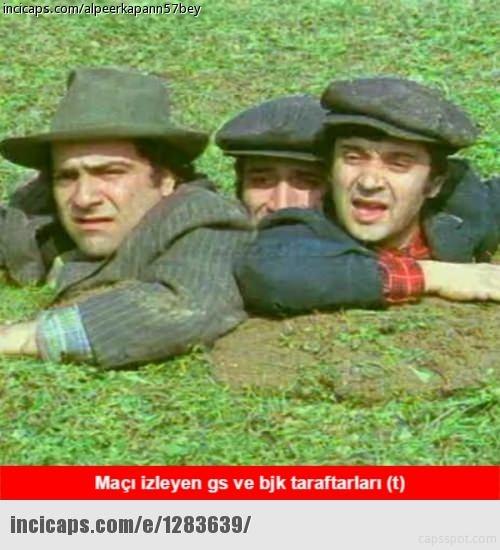 Fenerbahçe-Kayserispor maçı Caps'leri 11