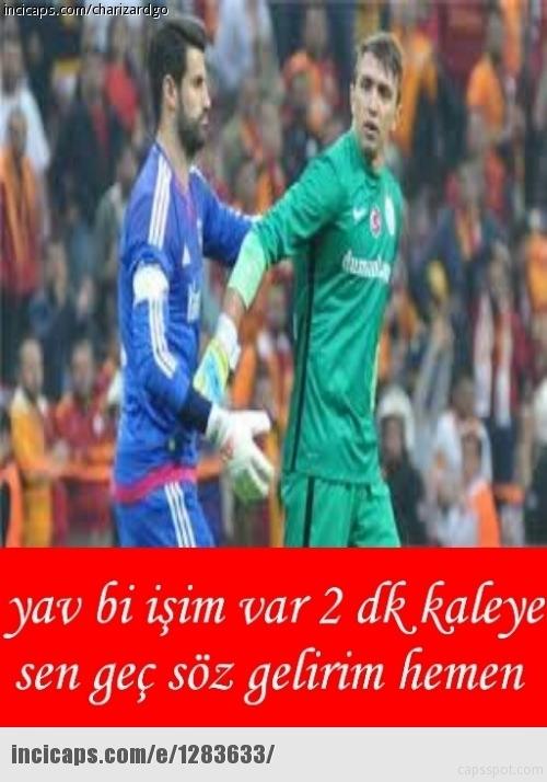 Fenerbahçe-Kayserispor maçı Caps'leri 14