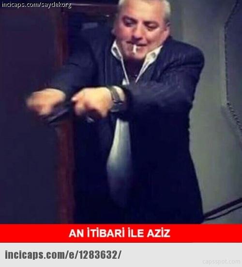 Fenerbahçe-Kayserispor maçı Caps'leri 15