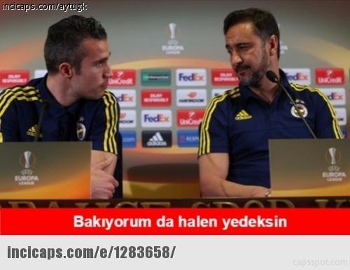Fenerbahçe-Kayserispor maçı Caps'leri 18