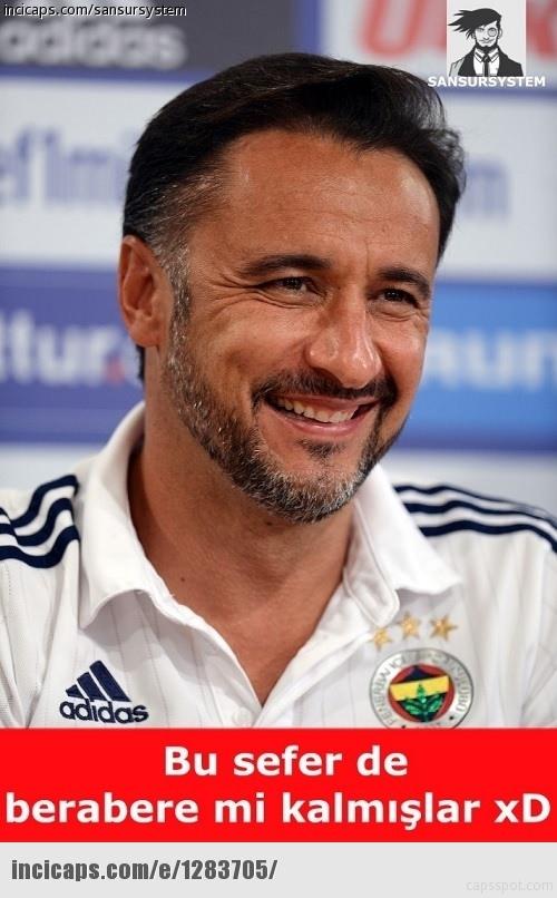 Fenerbahçe-Kayserispor maçı Caps'leri 2