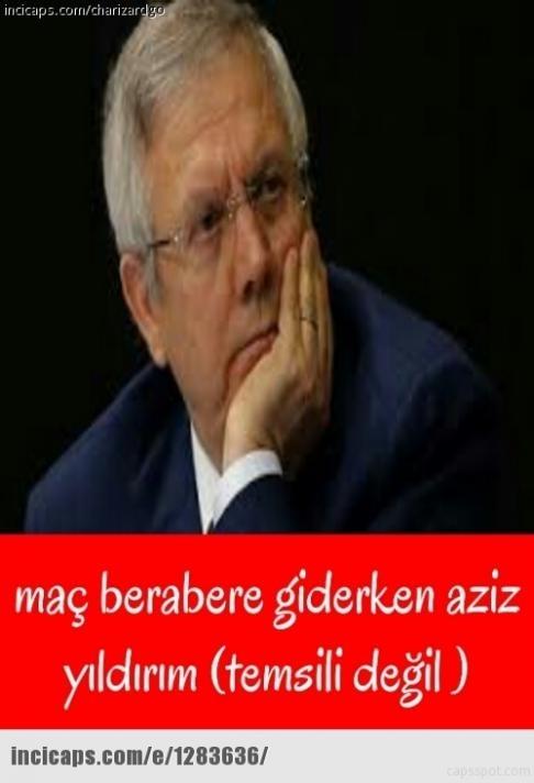 Fenerbahçe-Kayserispor maçı Caps'leri 24