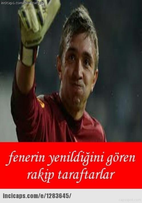 Fenerbahçe-Kayserispor maçı Caps'leri 25