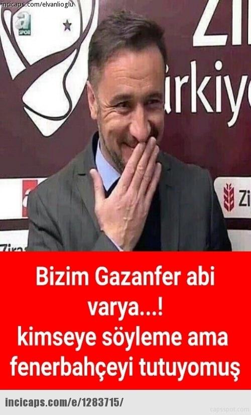 Fenerbahçe-Kayserispor maçı Caps'leri 4
