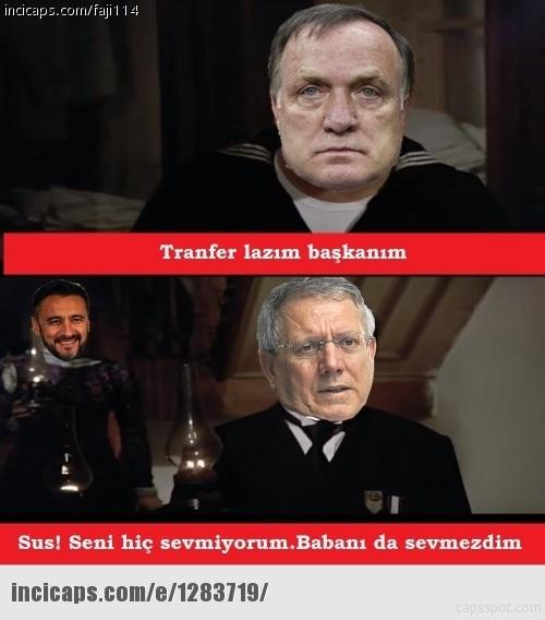 Fenerbahçe-Kayserispor maçı Caps'leri 5