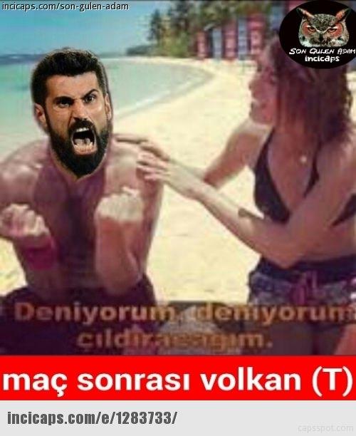 Fenerbahçe-Kayserispor maçı Caps'leri 6