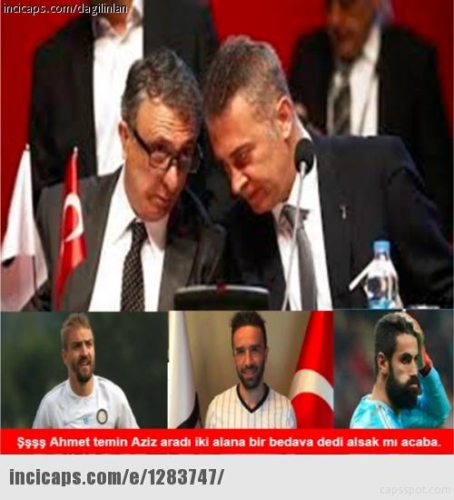 Fenerbahçe-Kayserispor maçı Caps'leri 9