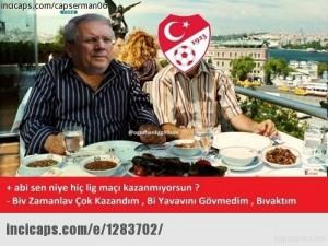 Fenerbahçe-Kayserispor maçı Caps'leri