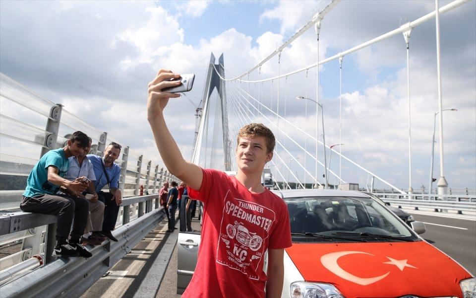 3. Köprü'de dikkat çeken ayrıntı 2