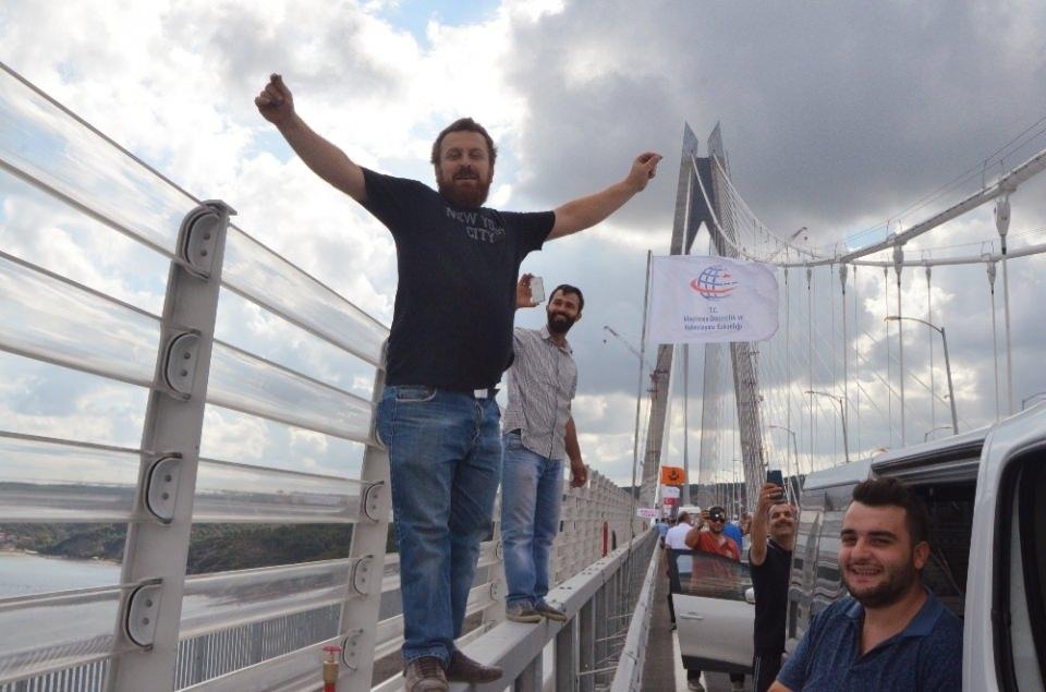 3. Köprü'de dikkat çeken ayrıntı 29