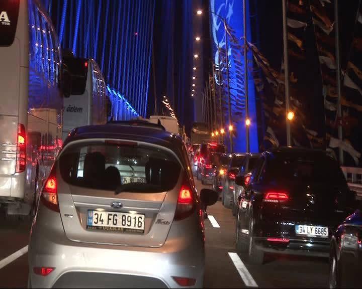 3. Köprü'de dikkat çeken ayrıntı 35