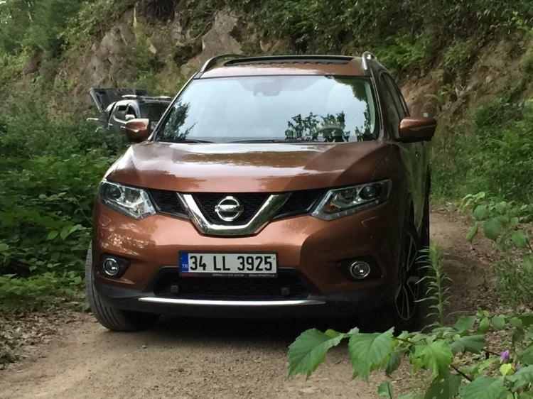 TEST: Nissan X-Trail 1.6 cCi X-Tronic 1