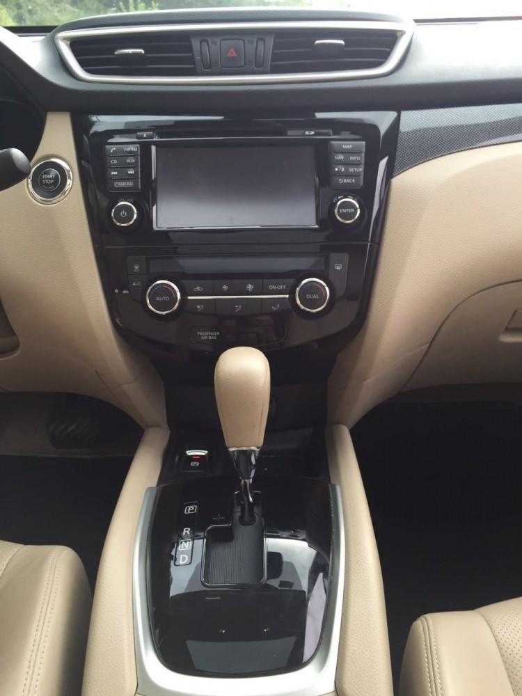 TEST: Nissan X-Trail 1.6 cCi X-Tronic 10