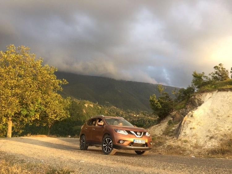 TEST: Nissan X-Trail 1.6 cCi X-Tronic 12