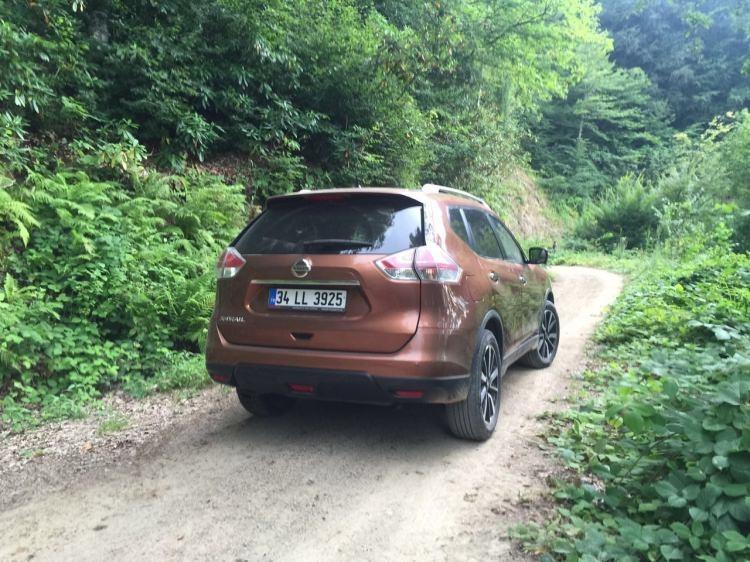 TEST: Nissan X-Trail 1.6 cCi X-Tronic 14