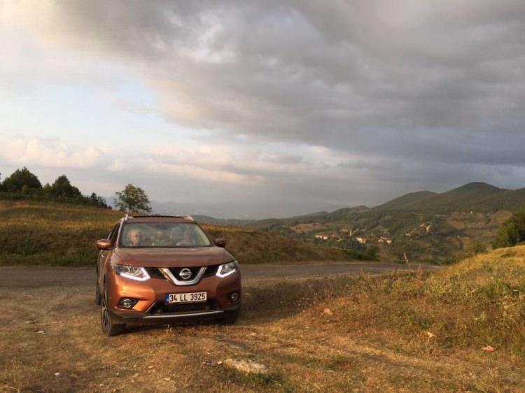 TEST: Nissan X-Trail 1.6 cCi X-Tronic 15