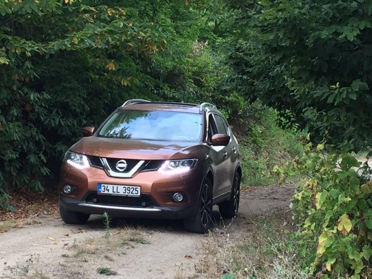 TEST: Nissan X-Trail 1.6 cCi X-Tronic 2