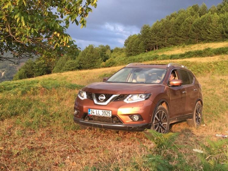 TEST: Nissan X-Trail 1.6 cCi X-Tronic 20