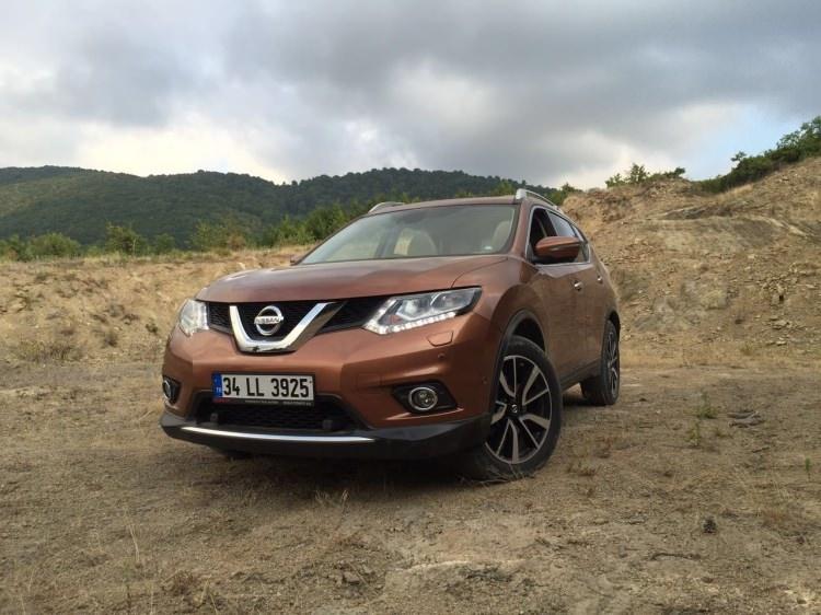 TEST: Nissan X-Trail 1.6 cCi X-Tronic 21