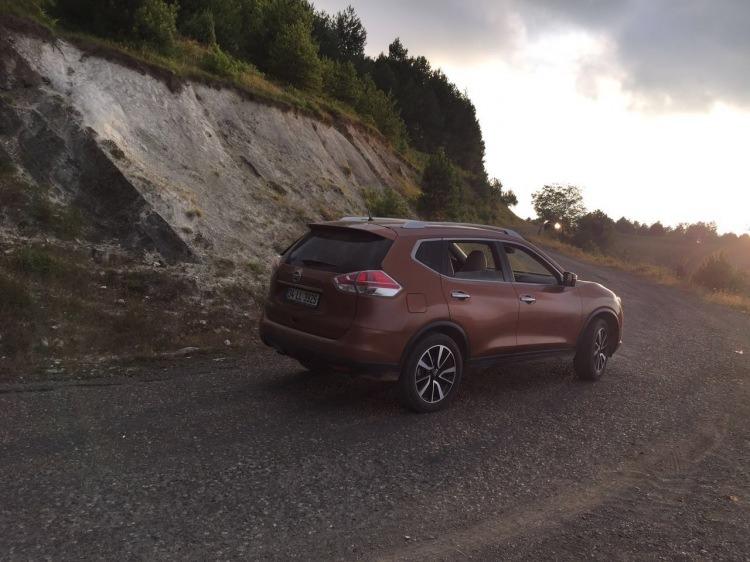 TEST: Nissan X-Trail 1.6 cCi X-Tronic 22