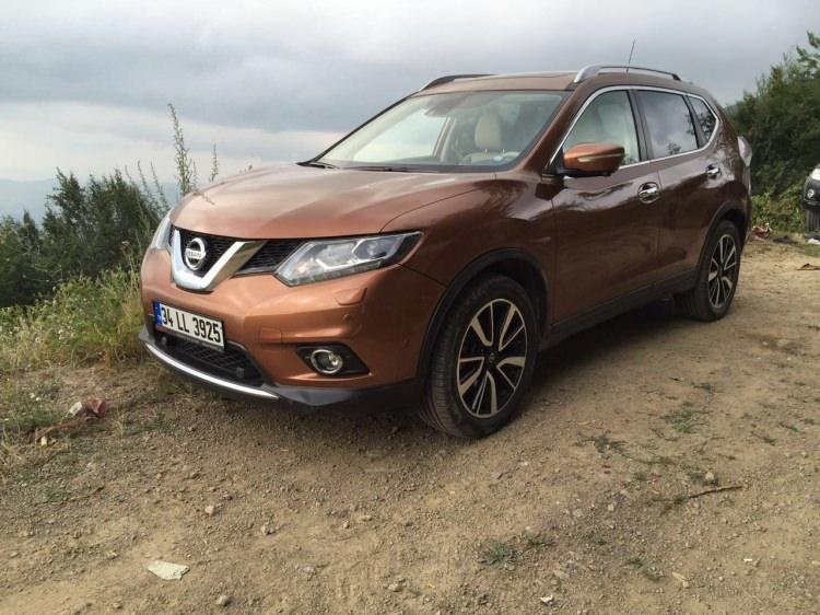 TEST: Nissan X-Trail 1.6 cCi X-Tronic 23