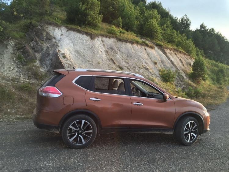 TEST: Nissan X-Trail 1.6 cCi X-Tronic 3