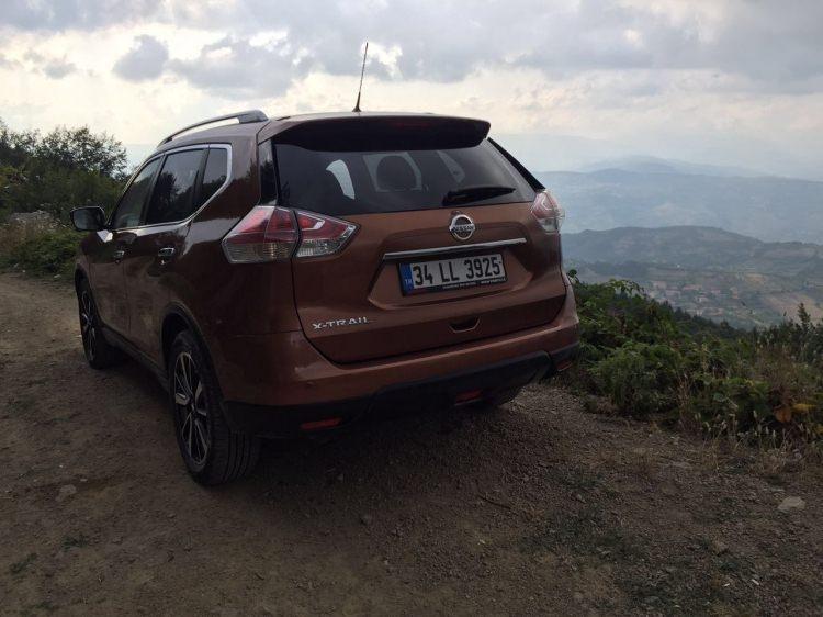 TEST: Nissan X-Trail 1.6 cCi X-Tronic 4