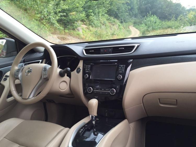 TEST: Nissan X-Trail 1.6 cCi X-Tronic 5