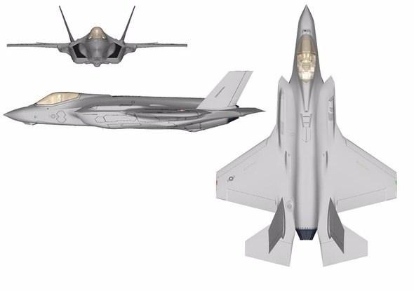 En pahalı savaş jetleri hangi ülkede? 166