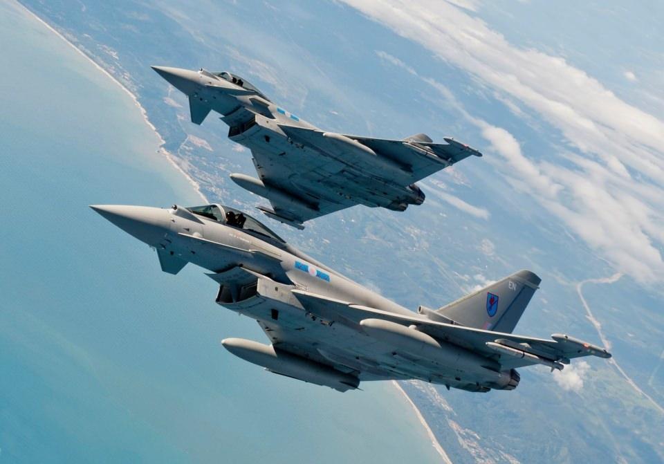 En pahalı savaş jetleri hangi ülkede? 8