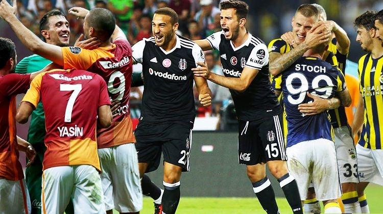 İşte Spor Toto Süper Lig'in en değerli kadrosu! 1