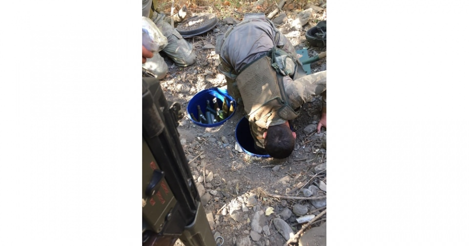 Cudi Dağı'nda 3 terörist öldürüldü 10