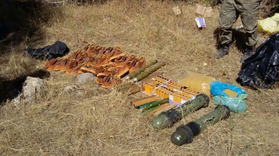 Cudi Dağı'nda 3 terörist öldürüldü 11