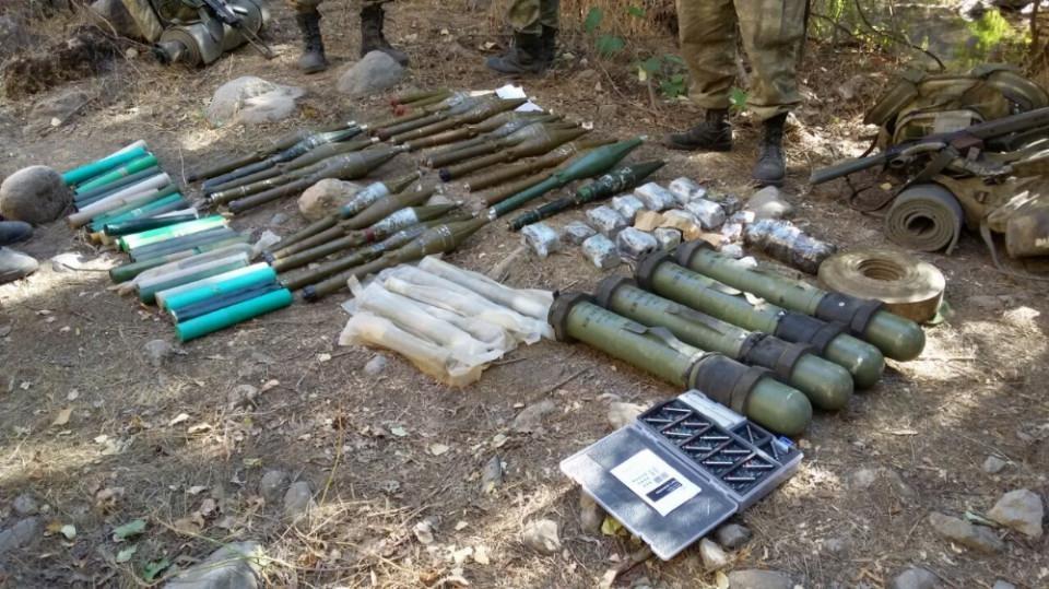 Cudi Dağı'nda 3 terörist öldürüldü 14